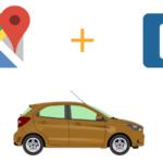 Cómo saber dónde has aparcado el coche con Google Maps