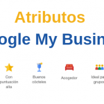 Atributos Google My Business