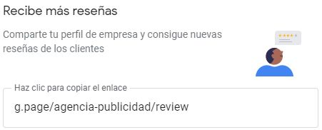 enlace directo a reseñas google my business