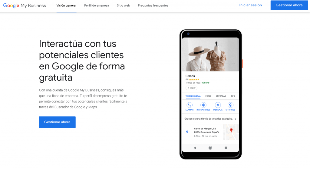 que es google my business