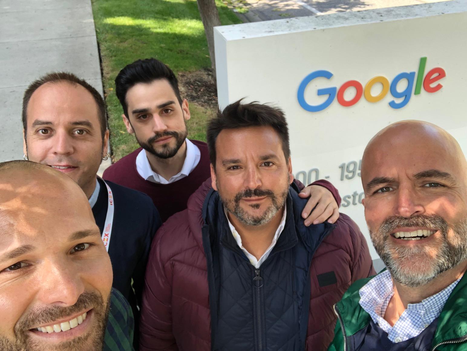 Adentity visita Silicon Valley, la «meca mundial de la tecnología»