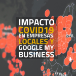 El impacto del COVID19 en Google My Business y empresas locales
