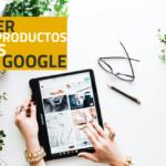Vender productos gratis en Google