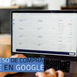 El proceso de compra online en Google