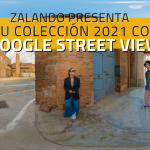 Zalando presenta su nueva colección con Google Street View